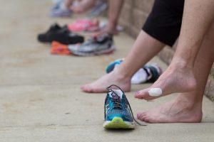 evitar ampollas en los pies
